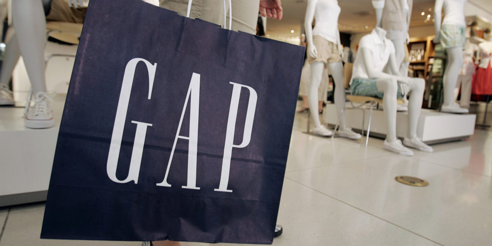 gap is starting to make clothes in myanmar where workers